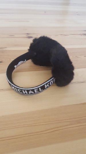 Michael Kors Earmuff white-black