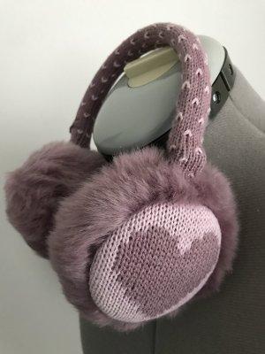 s.Oliver Earmuff mauve-grey lilac