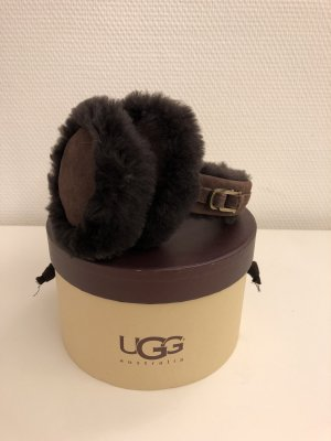 UGG Earmuff dark brown