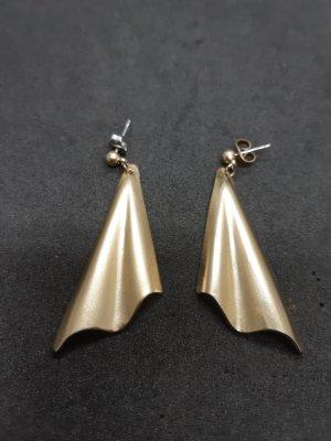 Ohrhänger Gold Elegant Vintage