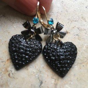 Ohrhänger in Herzform von Asos
