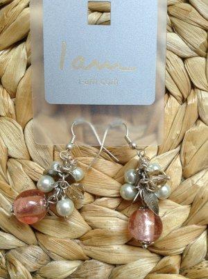 """Ohrhänger mit verschiedenen Perlen von """"I am"""""""