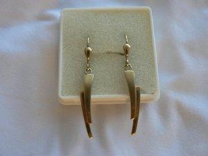 Ohrhänger Ohrringe 585 Gelbgold