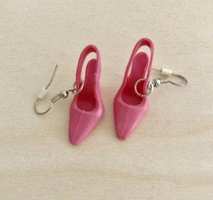 Ohrhänger * Pumps * Rosa