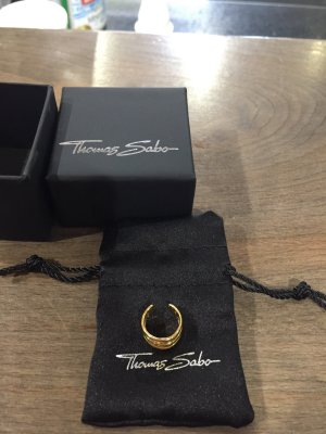 Thomas Sabo Earring gold-colored