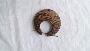 Ohrring aus Holz, sehr leicht