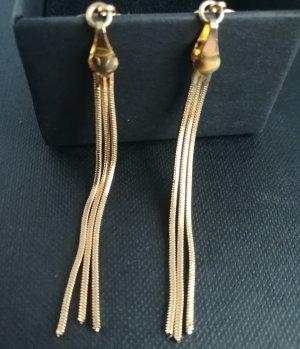 Ohrringe. 18k Gold/Vergoldet/Bijuteria. Neu