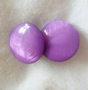 Earclip lilac