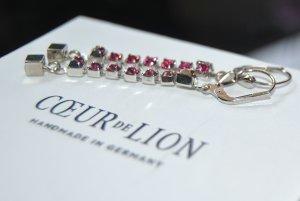 Ohrringe Coeur de Lion mit Swarovski® Kristalle