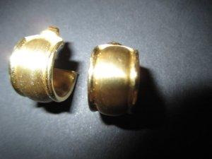 Ohrringe Creolen Gold 585 gestempelt