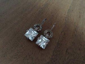 Ohrringe Echtsilber Kristall
