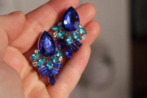 Zara Ear stud multicolored