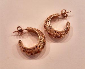 Ohrringe Farbe Gold