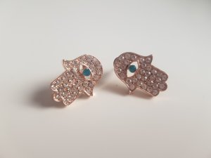 Ear stud rose-gold-coloured