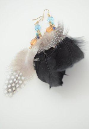 Ohrringe Federn Boho H&M
