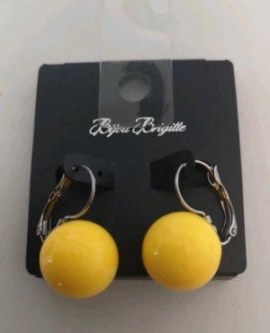 Ohrringe gelb Bijou Brigitte