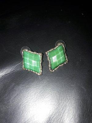 Ohrringe Giftgrün Giftgrün