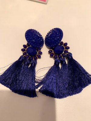 H&M Dangle blue