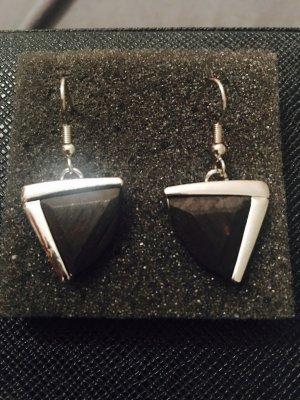 Ohrringe Metal kein Silber