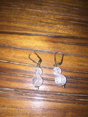Ohrringe mit Bergkristallen