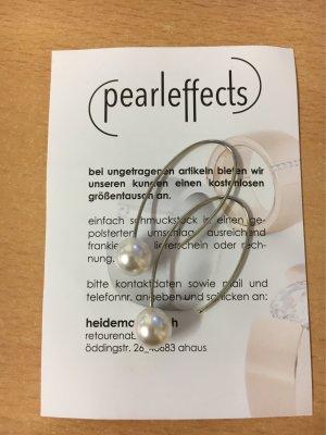 Ohrringe mit Swarovski Perle
