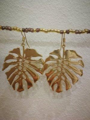 Ohrringe Modeschmuck Farge gold