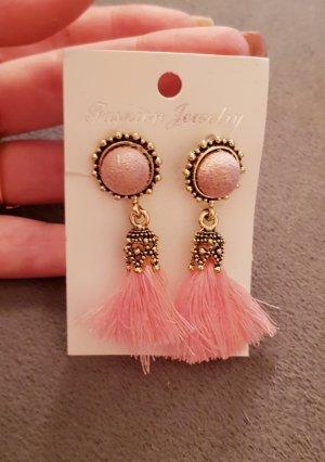 Earring light pink