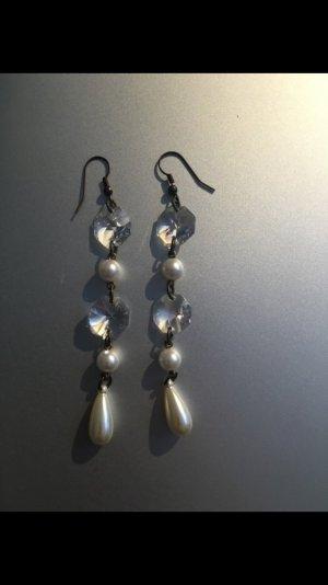 Ohrringe Neu Perlen Bijoux