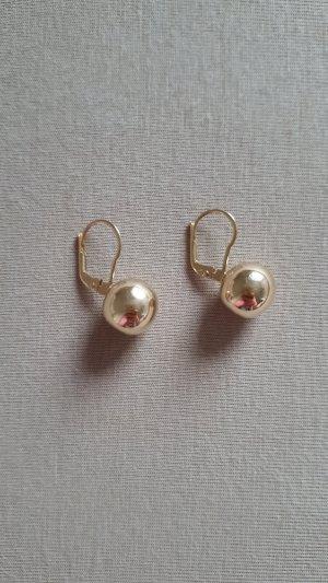 Ohrringe Ohrhänger echt Gold