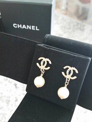 Ohrringe original Chanel mit Verpackung