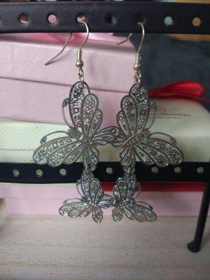 Ohrringe-Schmetterlinge