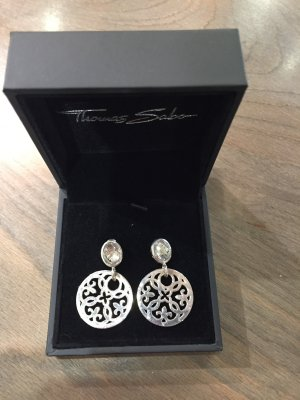 Ohrringe Silber von Thomas Sabo