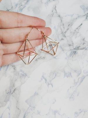 ohrringe Statement Blogger minimalistisch urban boho bohemian voo gold
