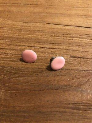 Ohrringe Stecker rosa neu