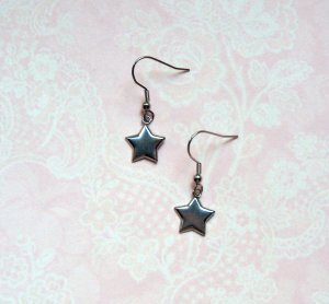 Ohrringe Sterne Sternchen Edelstahl