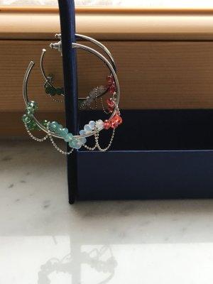 Ohrringe Swarovski Glamour Mint