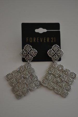 Ohrringe von Forever21 Ohrstecker Silber Orientalisch Elegant Bohemian
