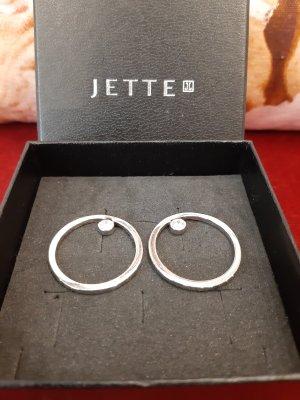 Jette Joop Silver Earrings silver-colored