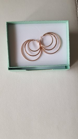 Pierre Lang Gold Earring rose-gold-coloured