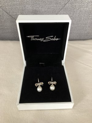 Thomas Sabo Pearl Earring white-natural white