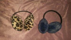Cache-oreilles noir-brun
