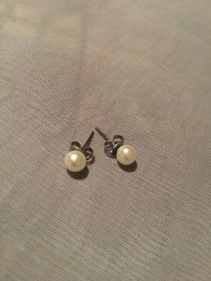 ohrstecker mit perle