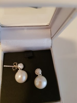 Ohrstecker mit Perle von Thomas sabo