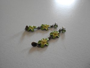 Ohrstecker - Ohrhänger Blumen