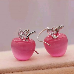 Ear stud light pink