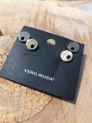 Vero Moda Ear stud gold-colored-silver-colored