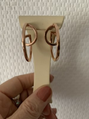 Ohrstecker *Twist&Style* in Rosegold