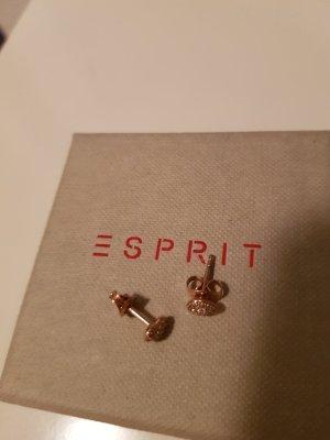 Esprit Ear stud rose-gold-coloured