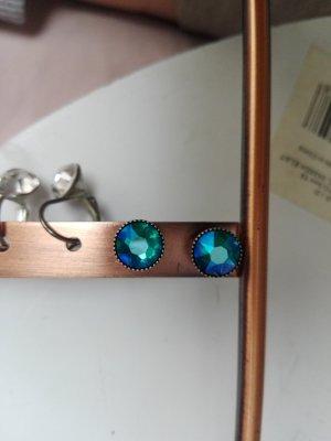 Konplott Clou d'oreille turquoise
