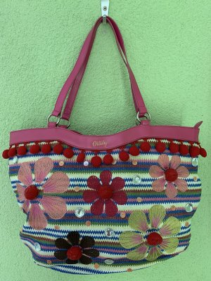 Oilily Basket Bag multicolored